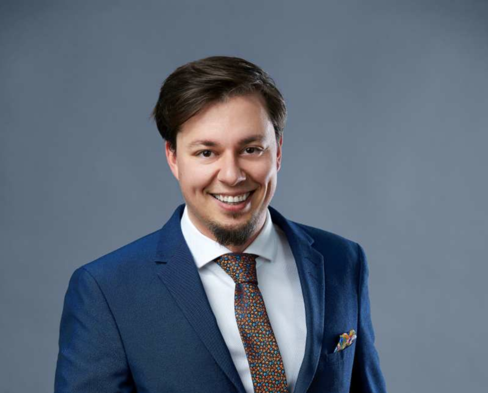 Jakub Dąbrowski joins as new Tech Lead